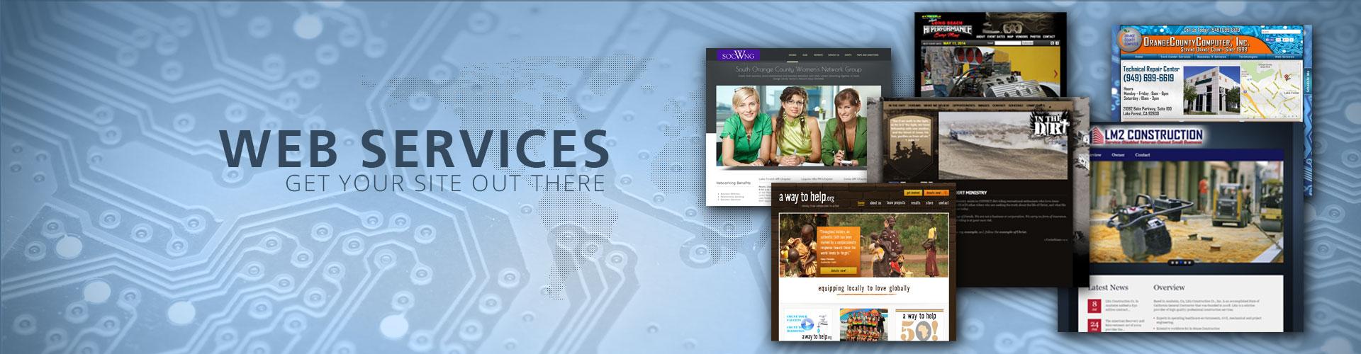 Web Design Orange County Computer Inc
